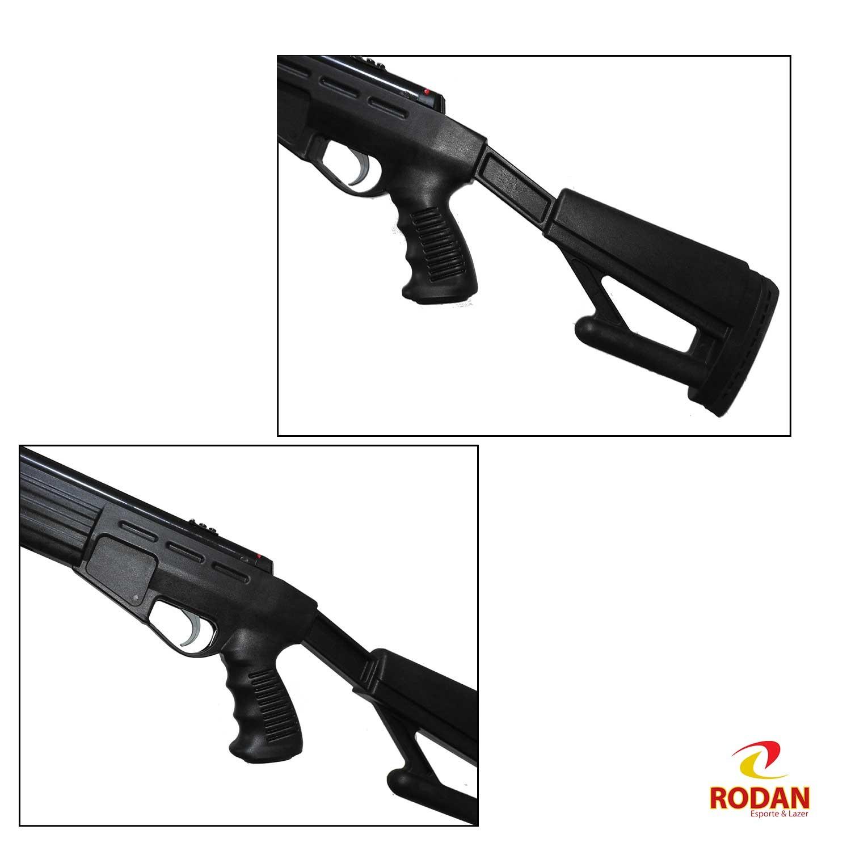 Hatsan Airtact 5 5mm - Carabina de pressão Hatsan Airtact - Cod 2369 »