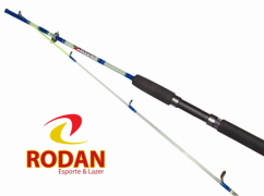 Vara star 1,50mt  10-20 libras - SP502MS 2 Partes - Marine Sports. Cód: 2044